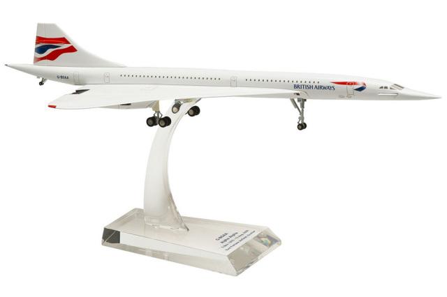 英国航空 1:200 HGW